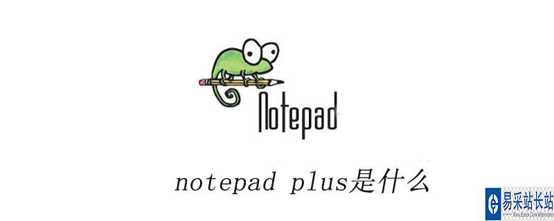 notepad plus是什么